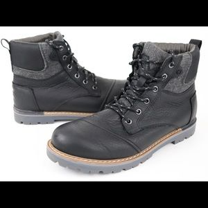 4ea5fd3414a Toms Shoes | Searcher Boot Chocolate Brown Mens 7 New Nib | Poshmark